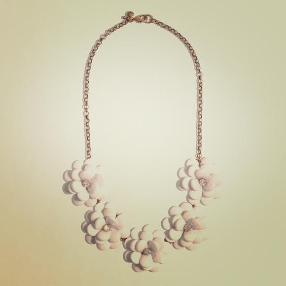 02f5971c2b38b5 J. Crew Factory Jewelry | Nwt Jcrew Factory Crystal Floral Burst ...